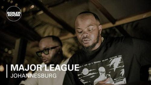 Major League – Johannesburg System Restart Mix