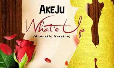 Akeju - Whatsup (acoustic version)
