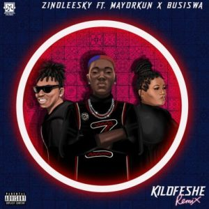 Zinoleesky Kilofeshe Remix ft. Mayorkun Busiswa Mposa.co .za  300x300 - Zinoleesky – Kilofeshe (Remix) ft. Mayorkun & Busiswa
