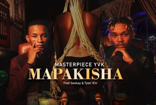 MasterPiece YVK - Mapakisha ft. Seekay & Tyler ICU