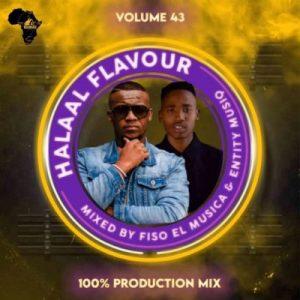 Fiso El Musica Entity MusiQ – Halaal Flavour 043 100 Production Mix Hiphopza Mposa.co .za  300x300 - Fiso El Musica & Entity MusiQ – Halaal Flavour #043 (100% Production Mix)