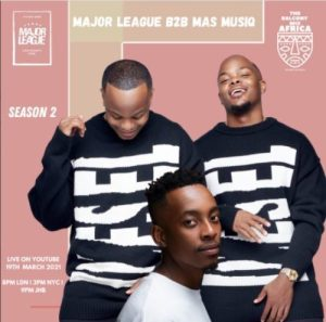jazziQ Mposa.co .za  300x297 - Major League & Mas Musiq – Amapiano Live Balcony Mix Africa B2B (S2 EP10)