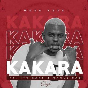 01 Kakara feat  Itu Ears Uncle Bae mp3 image Mposa.co .za  300x300 - Musa Keys – Kakara ft. Itu Ears & Uncle Bae
