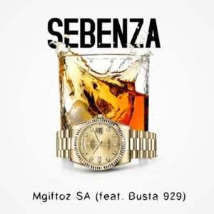 01 Sebenza feat  Busta 929 mp3 image Mposa.co .za  300x300 - Sebenza – Mgiftoz SA ft. Busta 929