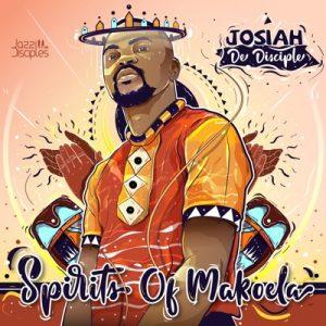 Josiah De Disciple JazziDisciples Common Grounds 300x300 Mposa.co .za  - ALBUM: Josiah De Disciple & JazziDisciples Spirits of Makoela