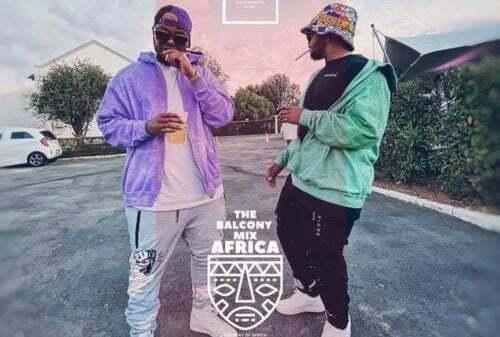 Major League & Semi Tee - Amapiano Live Balcony Mix Africa B2B (S2 EP 11)
