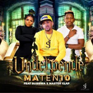 MaTen10 – Underpende ft. Busiswa Master Clap Mposa.co .za  300x300 - MaTen10 – Underpende ft. Busiswa & Master Clap