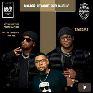 Major League Njelic Mposa.co .za  300x300 - Major League & Njelic – Amapiano Live Balcony Mix Africa B2B (S2 EP15)