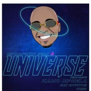 01 Universe feat  Kamo Mphela Kay Invictus Toss mp3 image Mposa.co .za  300x300 - Hip-Naughtic Sean – Universe ft. Kamo Mphela, Kay Invictus & Toss