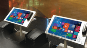 Microsoft tablet enclosure