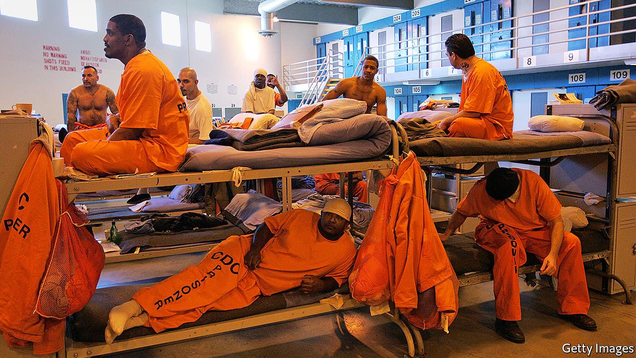 Ein gigantisches Gefängnis: In den Vereinigten Staaten sind mehr als zwei Millionen Menschen inhaftiert