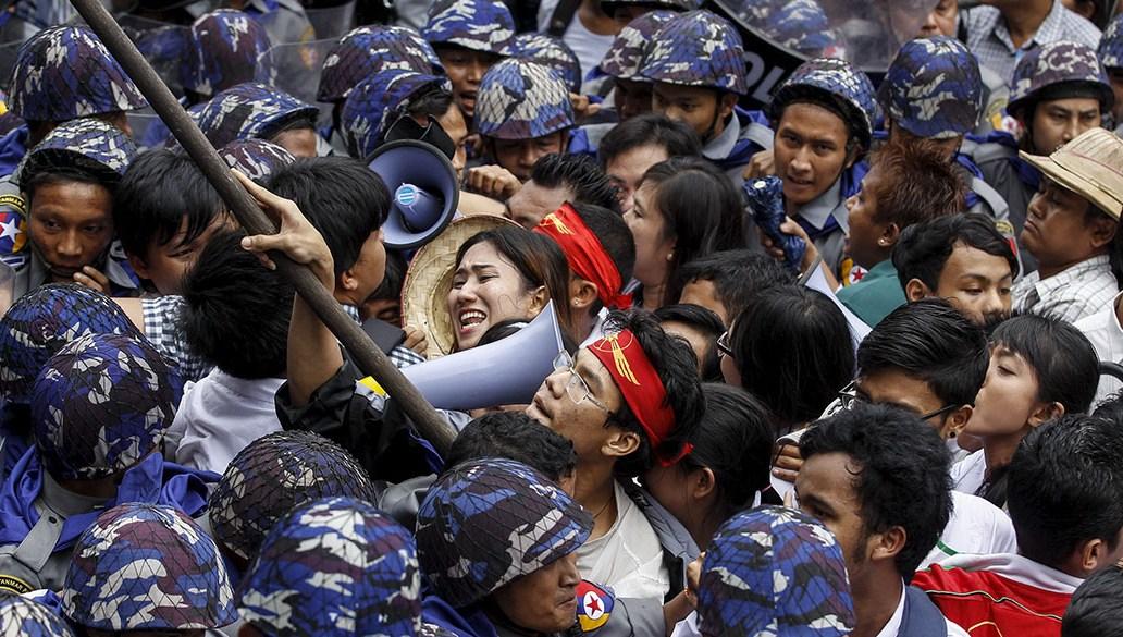 Die Gründe für den militärischen Staatsstreich in Myanmar