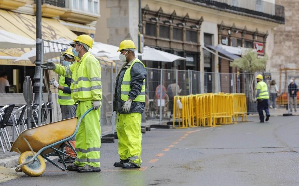 2020 starben mehr Menschen an Arbeitsunfällen als an der Covid-Pandemie