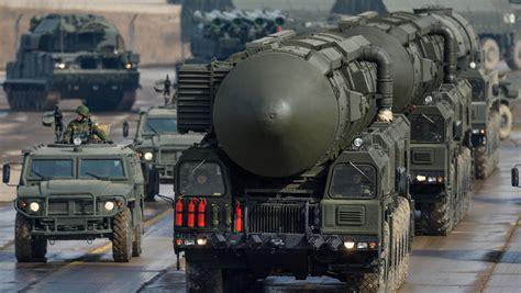 Die Großmächte haben die Anzahl der nuklearen Sprengköpfe in ihren Einsatzkräften erhöht