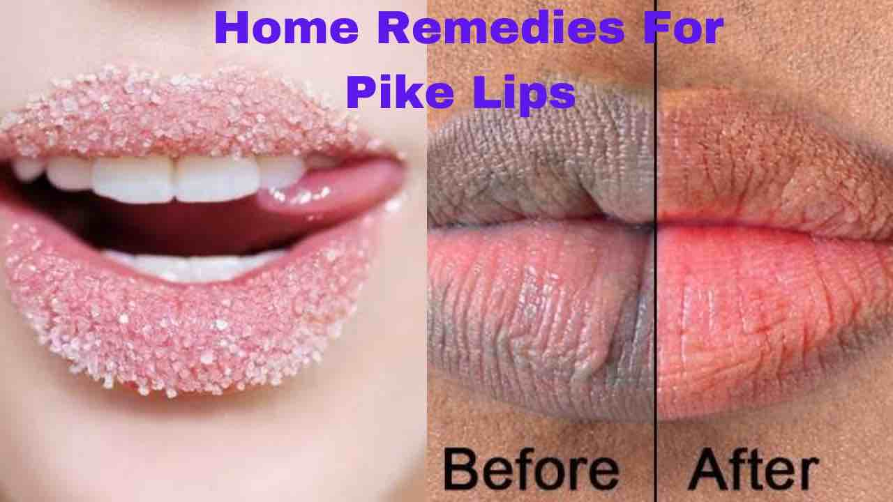 How To Get Soft And Pick Lips Naturally At Home