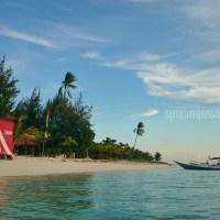 Pulau Tinabo, Si Kecil Yang Menawan
