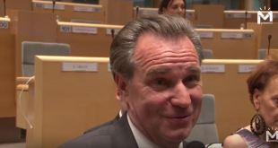 Interview de Renaud Muselier – Nouveau président de la région PACA