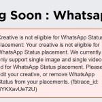 Coming Soon Whatsapp Ads Facebook Marketing Mp Social