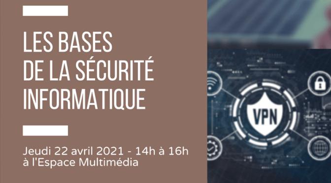 JDM – las bases de la sécurité informatique