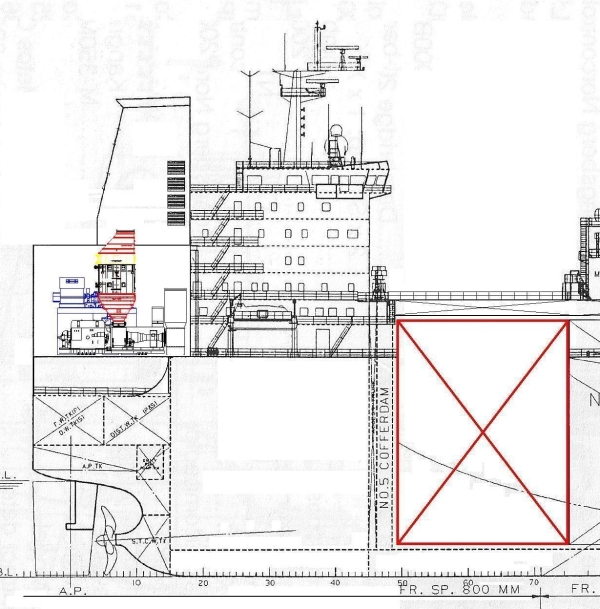 Gas Turbine Electric Drive LNG Carrier