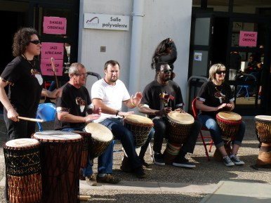 Danse africaine - Percussions