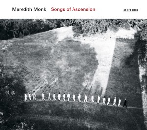 MeredithMonk - Songs of Ascension cover