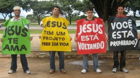 1º Impacto Evangelistico