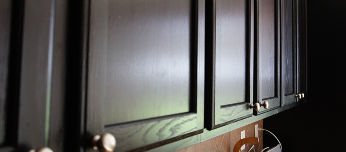 Painted Cabinets For Your Home  Denver Painters Providing