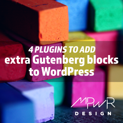 4 plugins to add extra Gutenberg blocks to WordPress