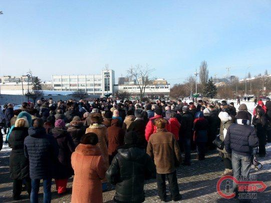 Третій страйк Майдан 05