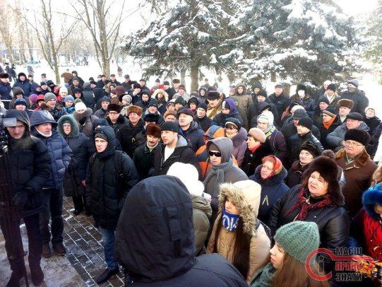 Третій страйк Майдан 06