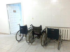 лікарня каталки