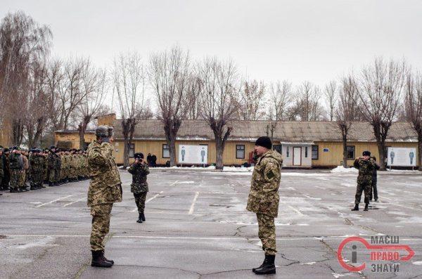 зустріч військових семиполки 25