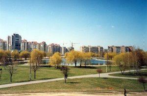парк ПЕРЕМОГА