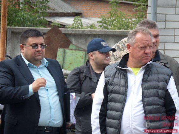 Рейдерство на Богунській