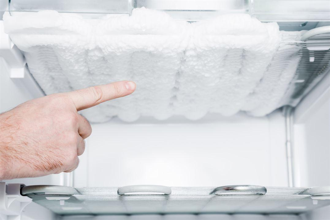 Why Is My Refrigerator Freezing Up? - Mike's Quality ...
