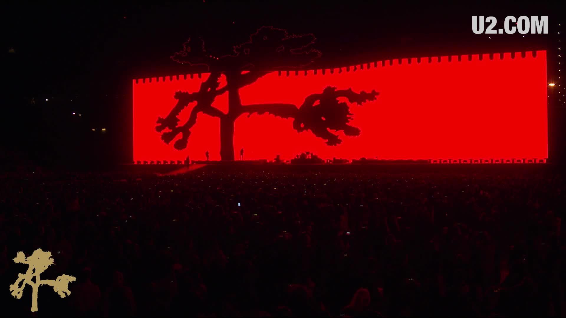 U2 Gt Tours Gt The Joshua Tree Tour 2017