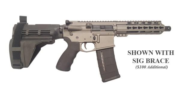 LF300 Blackout Pistol