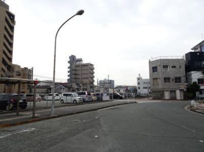 新栄町駅周辺
