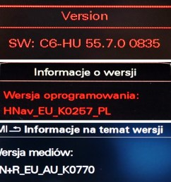 audi navigation systems mmi rns bns rmc differences [ 1280 x 720 Pixel ]
