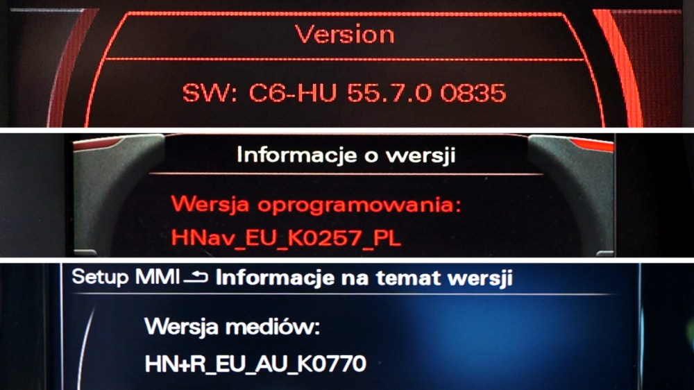 medium resolution of audi navigation systems mmi rns bns rmc differences