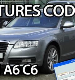 features coding vcds audi a6 c6 jpg [ 1280 x 720 Pixel ]
