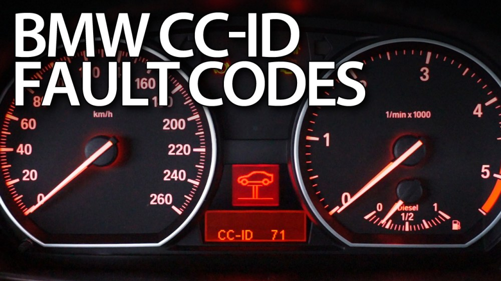 medium resolution of bmw cc id codes