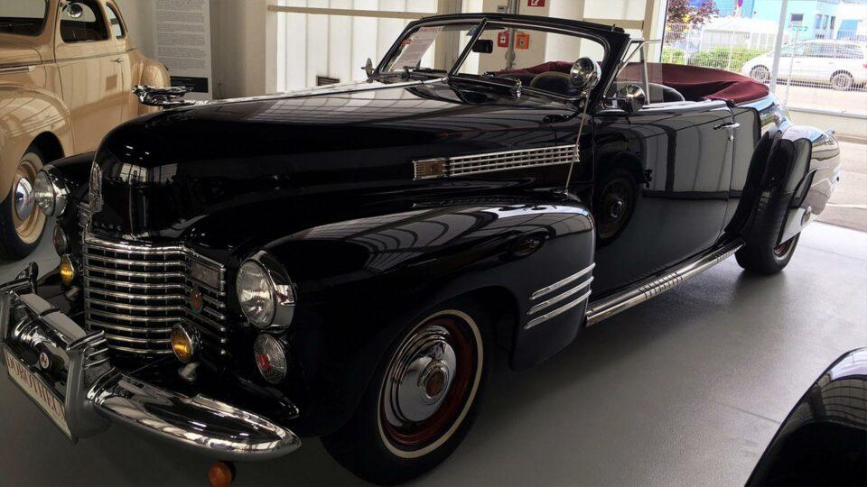 Cadillac Flathead