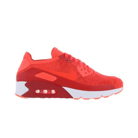 Nike Air Max 90 Ultra 2.0 Flyknit - 44 EU - orange - Herren Schuhe
