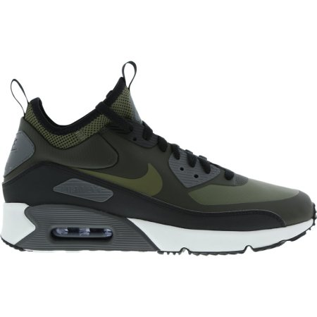 Nike Air Max 90 Ultra Mid Winter - 44 EU - grün - Herren Schuhe