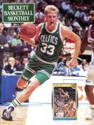 #07 February 1991-Larry Bird Basketball Beckett