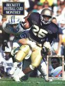 #13 April 1991-Raghib Ismail Football Beckett