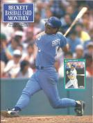 #71 February 1991-George Brett Baseball Beckett