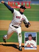 #76 July 1991-Roger Clemens Baseball Beckett